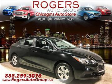 2017 Chevrolet Cruze for sale in Chicago, IL
