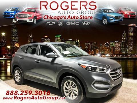 2017 Hyundai Tucson for sale in Chicago, IL