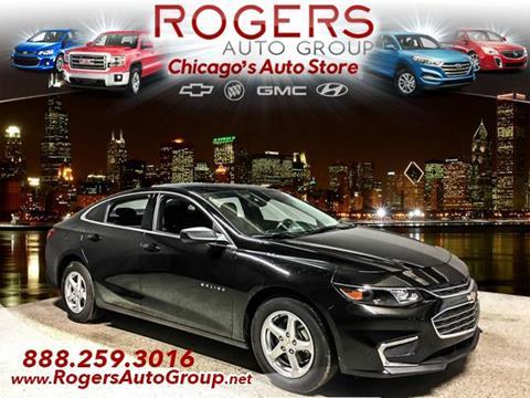 2017 Chevrolet Malibu for sale in Chicago, IL