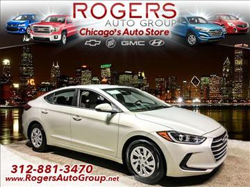 2017 Hyundai Elantra for sale in Chicago, IL