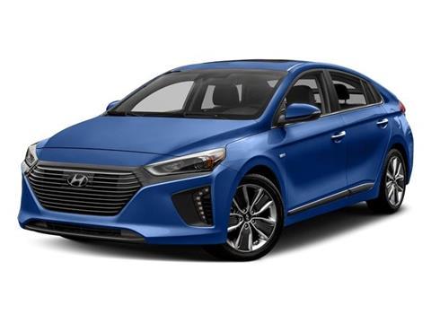 2017 Hyundai Ioniq Hybrid for sale in Chicago, IL