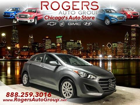 2017 Hyundai Elantra GT for sale in Chicago, IL