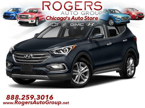 2018 Hyundai Santa Fe Sport for sale in Chicago, IL