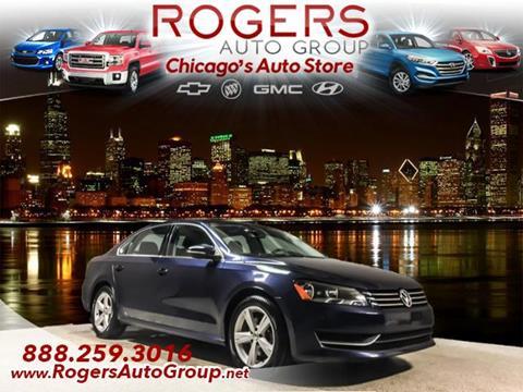 2012 Volkswagen Passat for sale in Chicago, IL