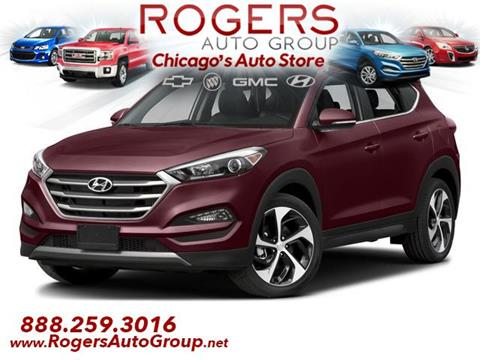 2017 Hyundai Tucson for sale in Chicago, IL