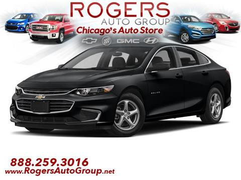 2018 Chevrolet Malibu for sale in Chicago, IL
