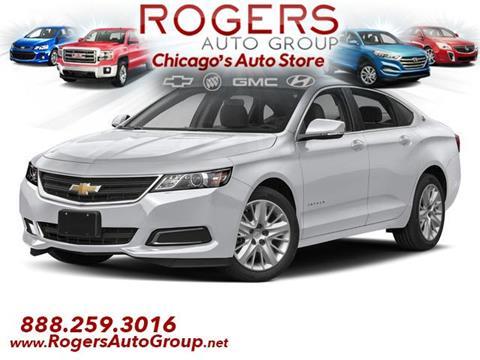 2018 Chevrolet Impala for sale in Chicago, IL
