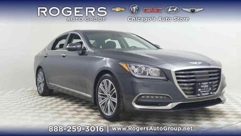 2018 Genesis G80 for sale in Chicago, IL