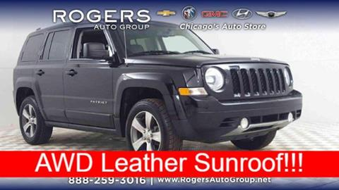 2016 Jeep Patriot for sale in Chicago, IL