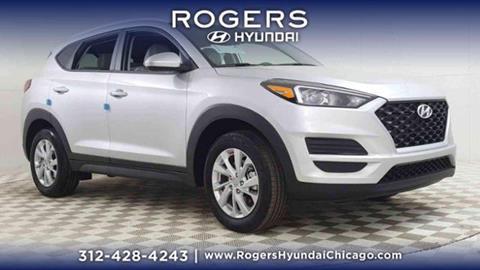 2019 Hyundai Tucson for sale in Chicago, IL