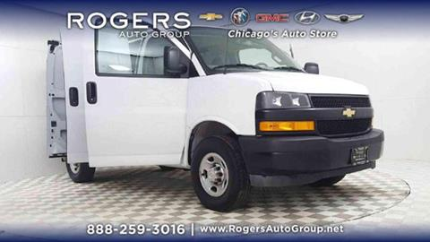 2019 Chevrolet Express Cargo for sale in Chicago, IL