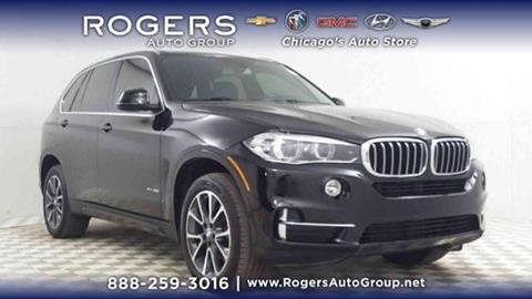 2017 BMW X5 for sale in Chicago, IL