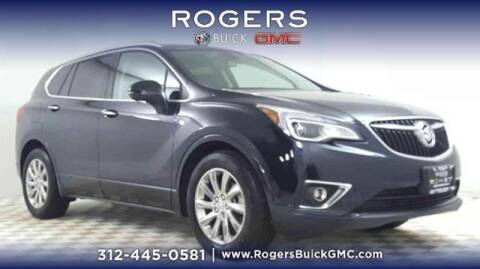 2020 Buick Envision for sale at ROGERS  AUTO  GROUP in Chicago IL