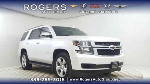 2016 Chevrolet Tahoe for sale in Chicago, IL