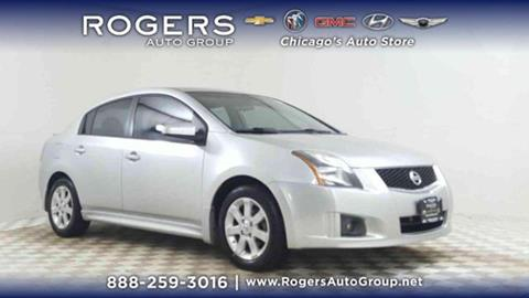 2012 Nissan Sentra for sale in Chicago, IL