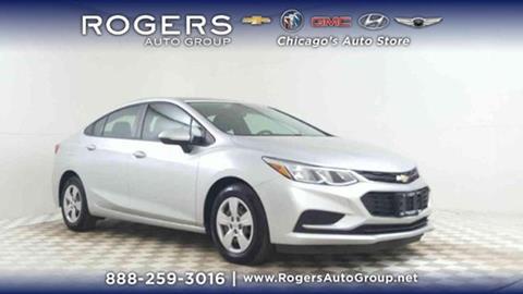 2016 Chevrolet Cruze for sale in Chicago, IL