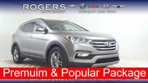 2017 Hyundai Santa Fe Sport for sale in Chicago, IL