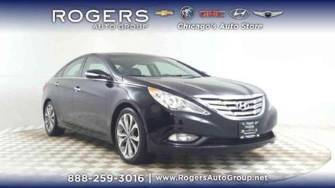 2013 Hyundai Sonata for sale in Chicago, IL