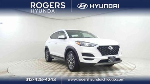 2020 Hyundai Tucson for sale in Chicago, IL