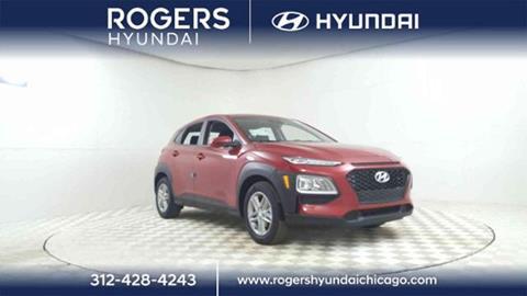 2020 Hyundai Kona for sale in Chicago, IL