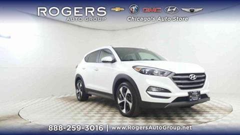 2016 Hyundai Tucson for sale in Chicago, IL