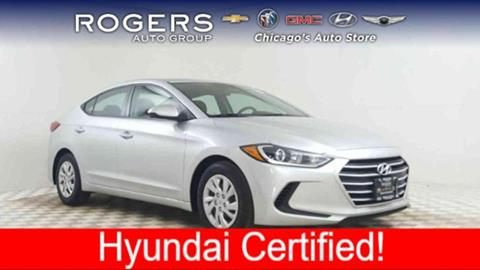 2018 Hyundai Elantra for sale in Chicago, IL