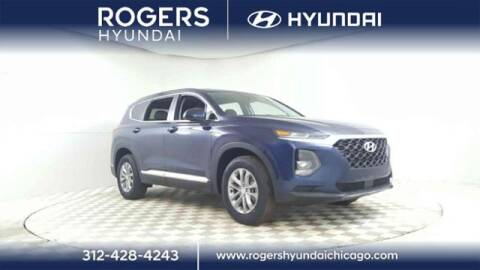 2020 Hyundai Santa Fe for sale in Chicago, IL