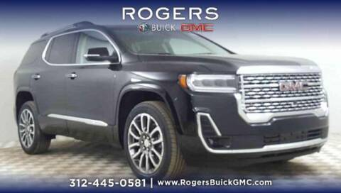 2020 GMC Acadia for sale at ROGERS  AUTO  GROUP in Chicago IL