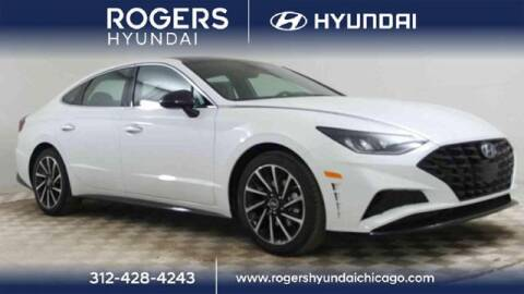 2020 Hyundai Sonata for sale at ROGERS  AUTO  GROUP in Chicago IL