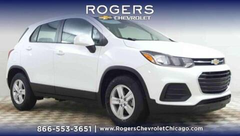 2020 Chevrolet Trax for sale at ROGERS  AUTO  GROUP in Chicago IL