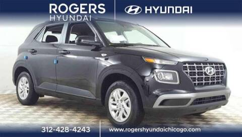 2020 Hyundai Venue for sale at ROGERS  AUTO  GROUP in Chicago IL