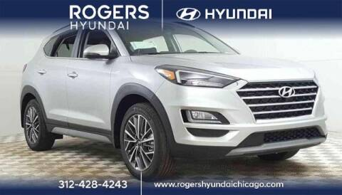2020 Hyundai Tucson for sale at ROGERS  AUTO  GROUP in Chicago IL