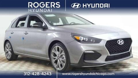 2020 Hyundai Elantra GT for sale at ROGERS  AUTO  GROUP in Chicago IL