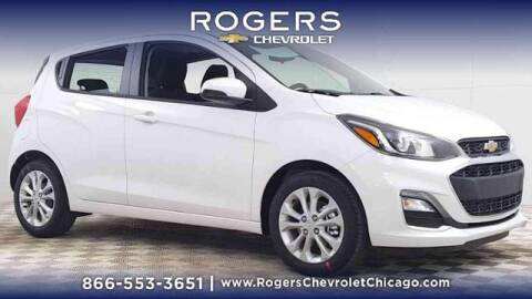 2020 Chevrolet Spark for sale at ROGERS  AUTO  GROUP in Chicago IL