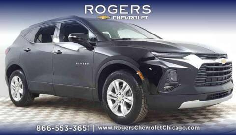 2020 Chevrolet Blazer for sale at ROGERS  AUTO  GROUP in Chicago IL