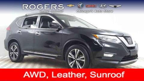 2017 Nissan Rogue for sale at ROGERS  AUTO  GROUP in Chicago IL