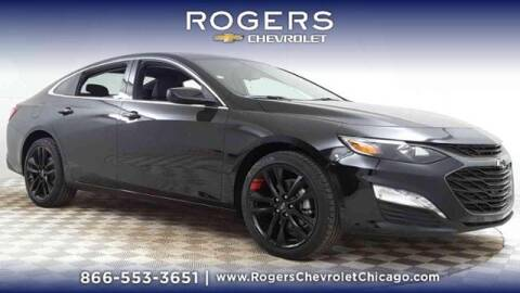 2020 Chevrolet Malibu for sale at ROGERS  AUTO  GROUP in Chicago IL