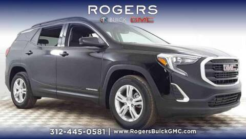 2020 GMC Terrain for sale at ROGERS  AUTO  GROUP in Chicago IL