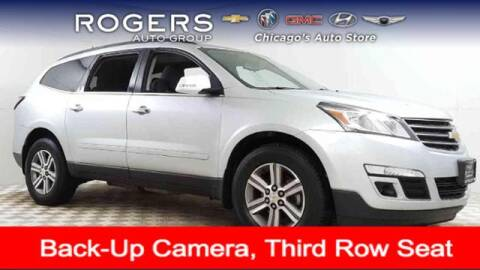 2016 Chevrolet Traverse for sale at ROGERS  AUTO  GROUP in Chicago IL