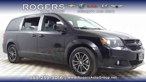 2019 Dodge Grand Caravan for sale at ROGERS  AUTO  GROUP in Chicago IL
