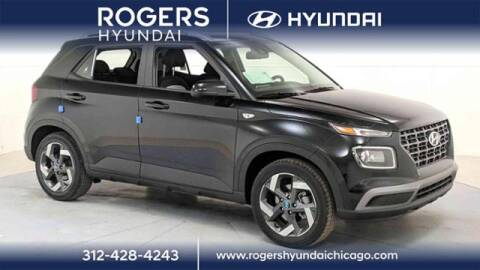 2021 Hyundai Venue for sale at ROGERS  AUTO  GROUP in Chicago IL