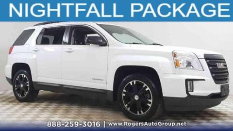 2017 GMC Terrain for sale at ROGERS  AUTO  GROUP in Chicago IL