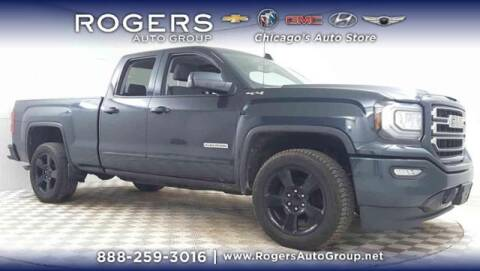 2017 GMC Sierra 1500 for sale at ROGERS  AUTO  GROUP in Chicago IL