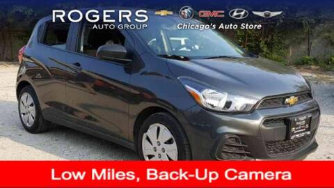 2017 Chevrolet Spark for sale at ROGERS  AUTO  GROUP in Chicago IL