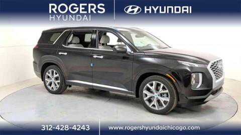 2021 Hyundai Palisade for sale at ROGERS  AUTO  GROUP in Chicago IL