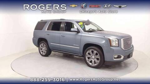 2015 GMC Yukon for sale at ROGERS  AUTO  GROUP in Chicago IL