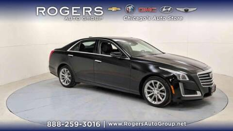 2017 Cadillac CTS for sale at ROGERS  AUTO  GROUP in Chicago IL