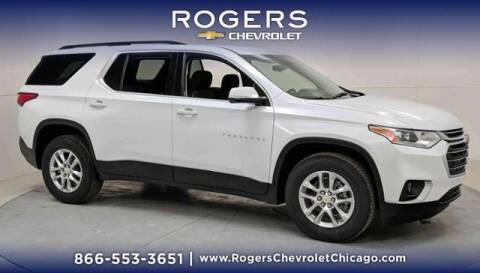 2020 Chevrolet Traverse for sale at ROGERS  AUTO  GROUP in Chicago IL