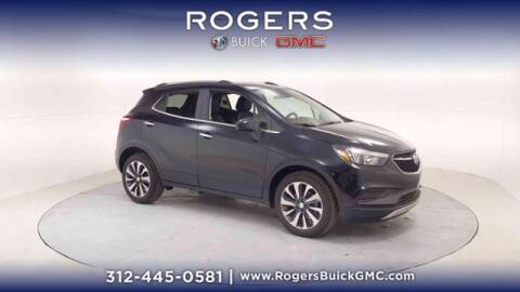 2021 Buick Encore for sale at ROGERS  AUTO  GROUP in Chicago IL