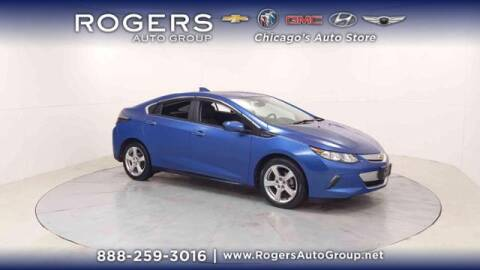 2017 Chevrolet Volt for sale at ROGERS  AUTO  GROUP in Chicago IL